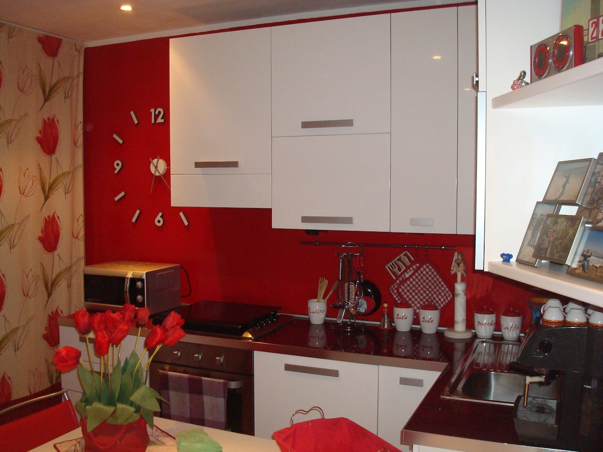 Studio apartment in Porta Venezia