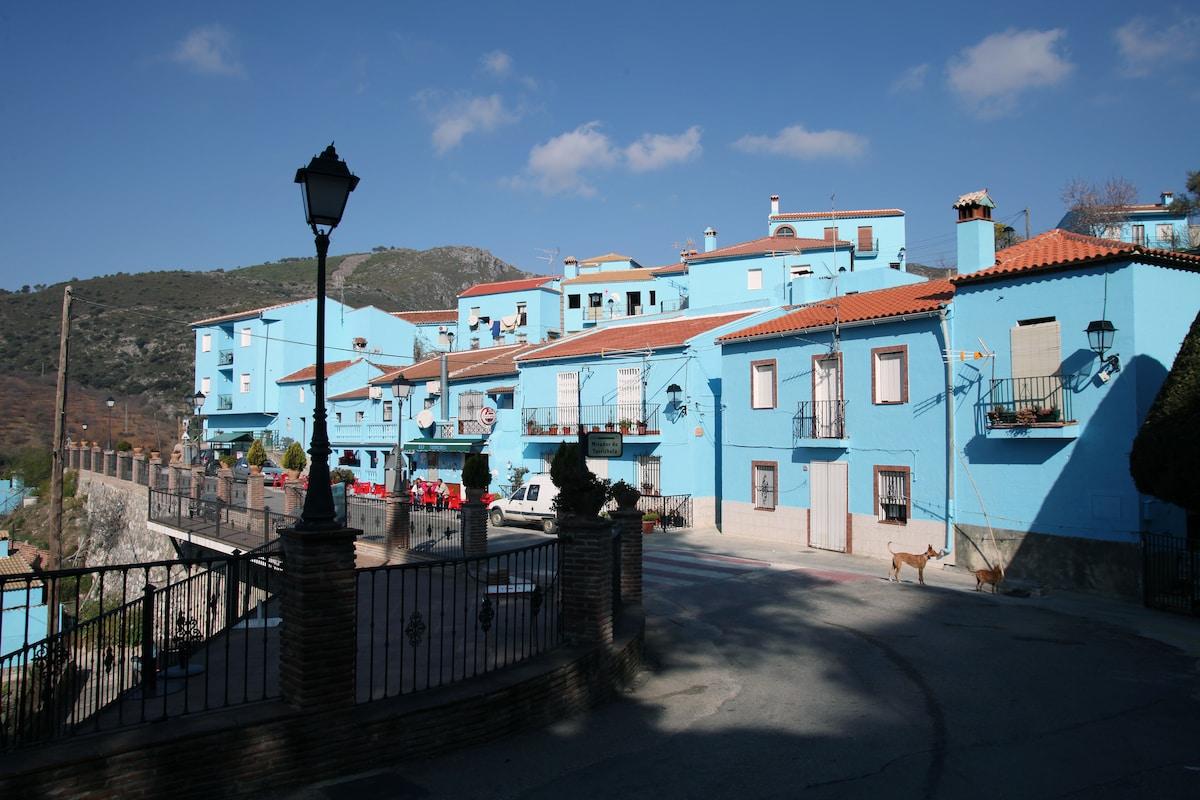 Juzcar ~ The Smurf Village