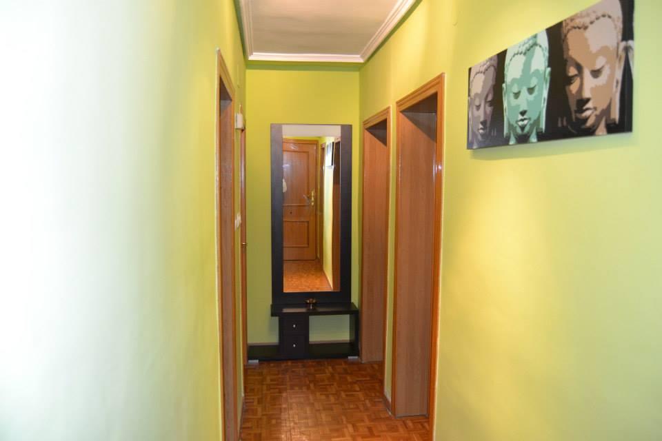 Apartamento acogedor céntrico