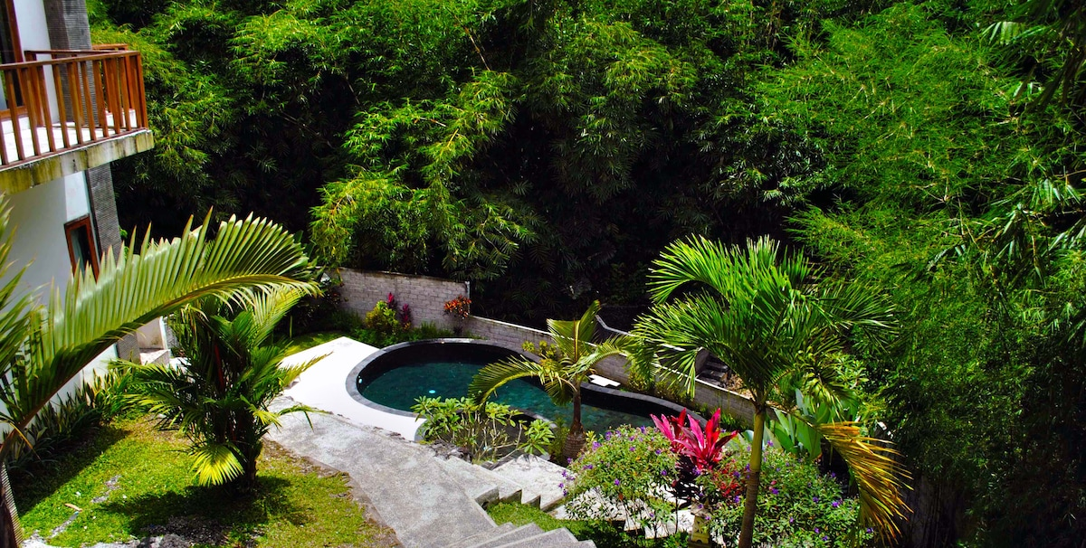 Ubud Grand Lotus Suite Two