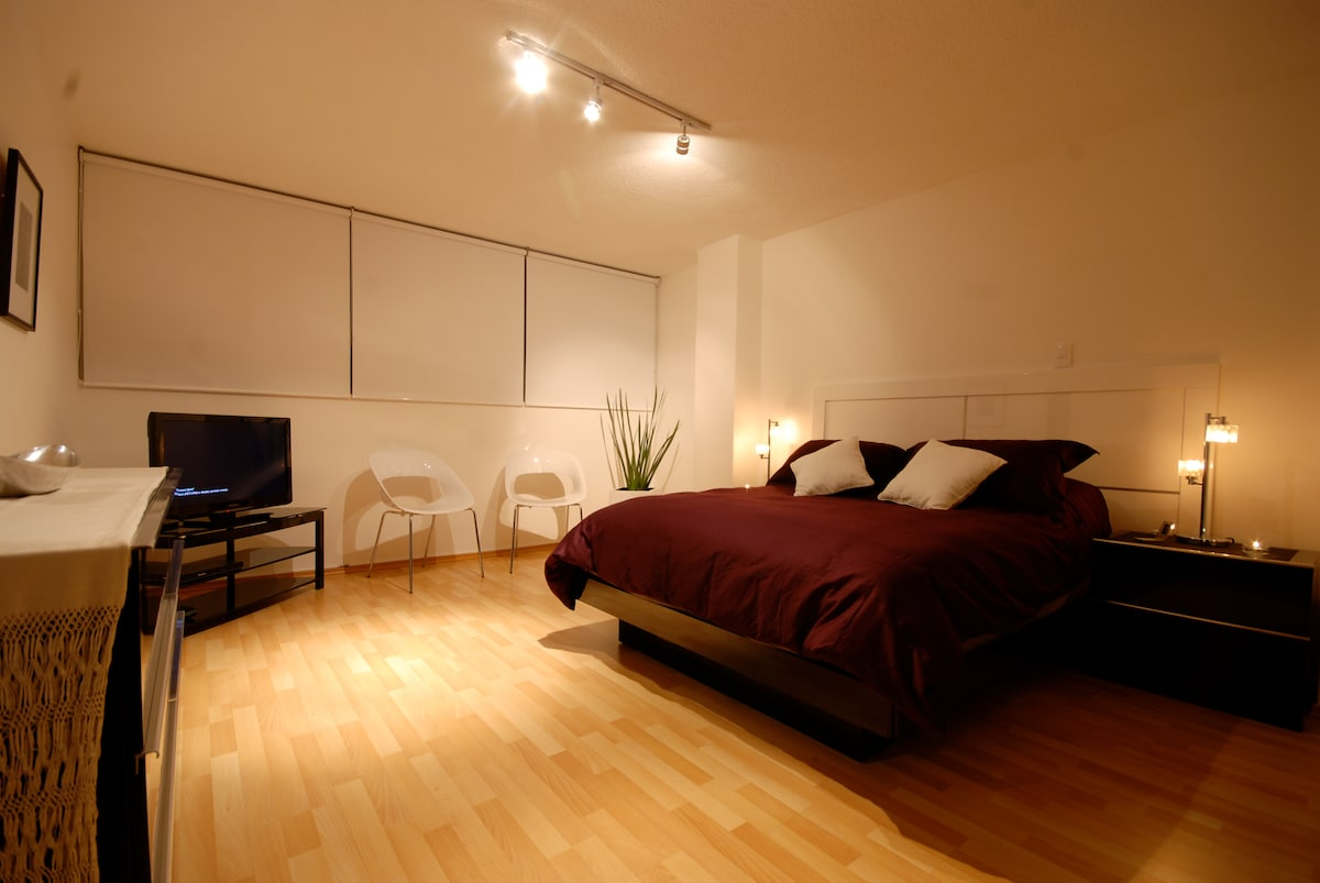 Exquisite Master Bedroom with all new furniture and mattress