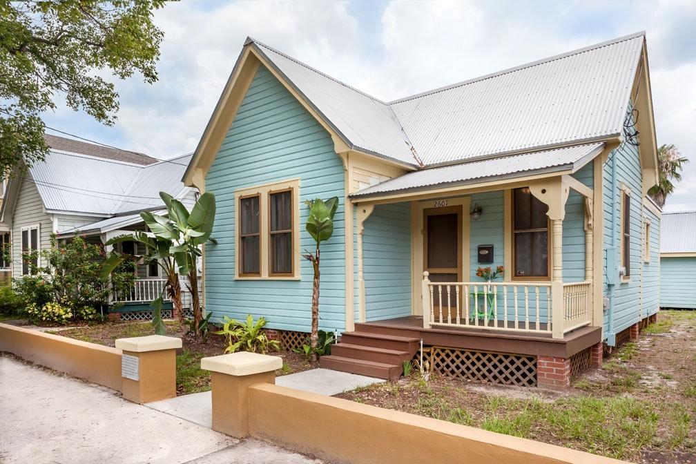 Historic Ybor, Tampa, FL House