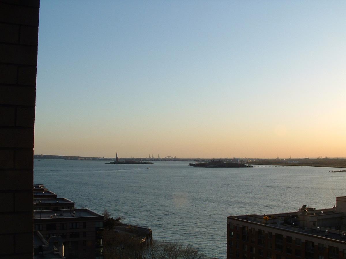 Lady Liberty/Hudson Views w.Terrace