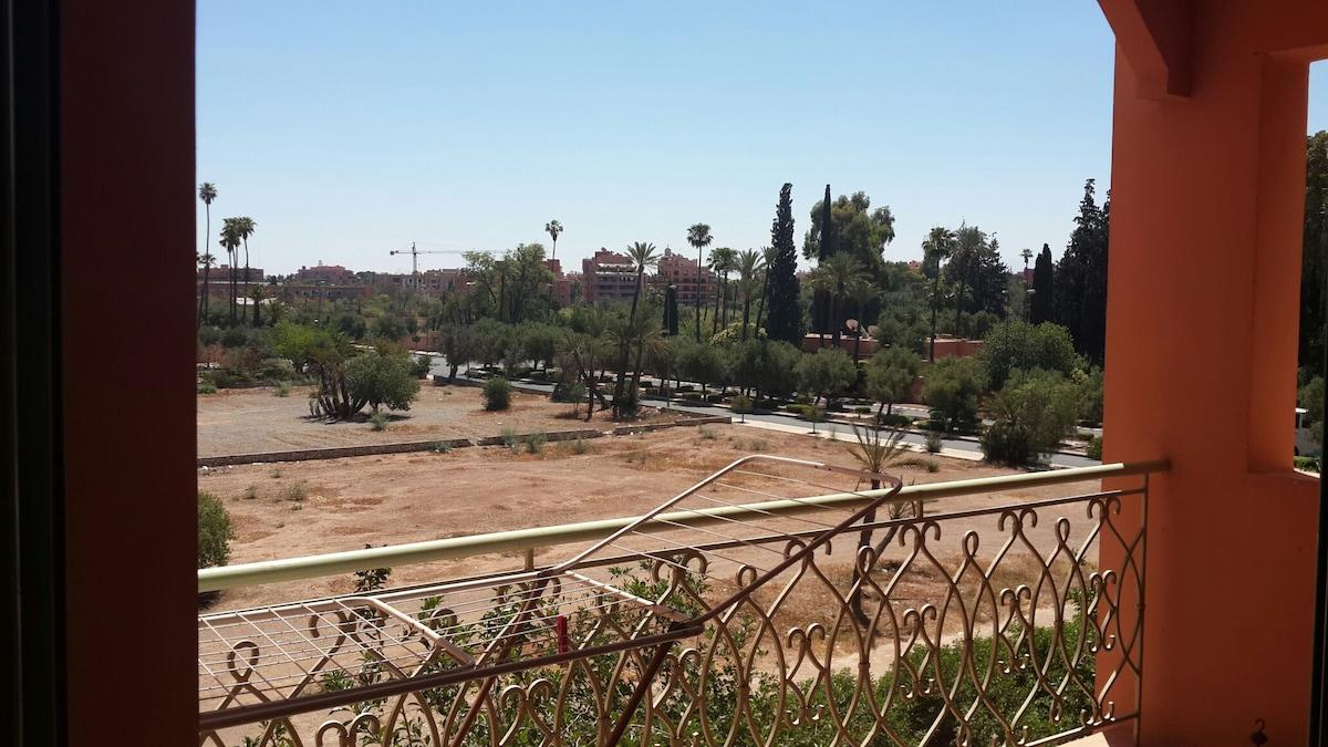 Bel appart au coeur de Marrakech