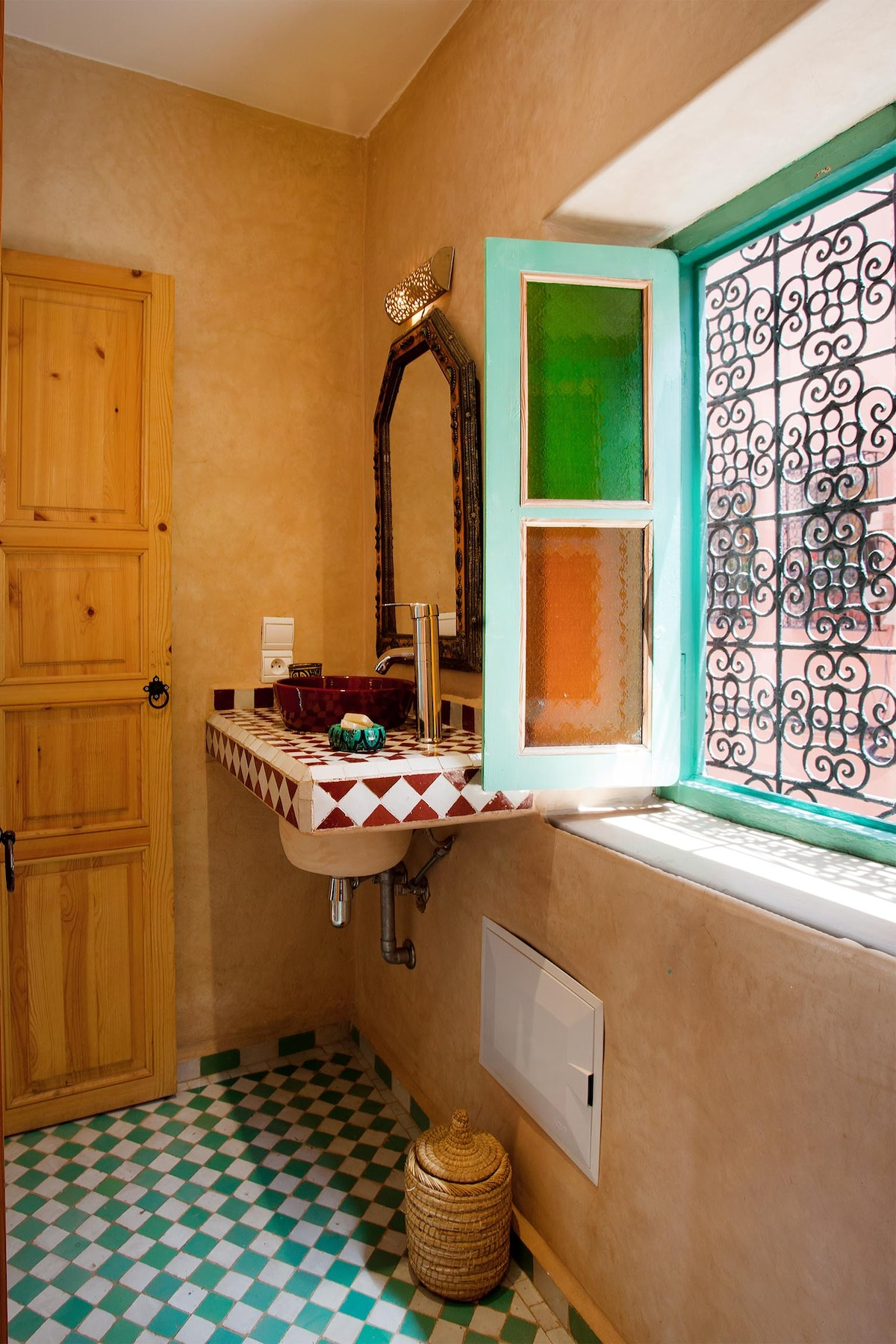 Salle de bain chambre Adam