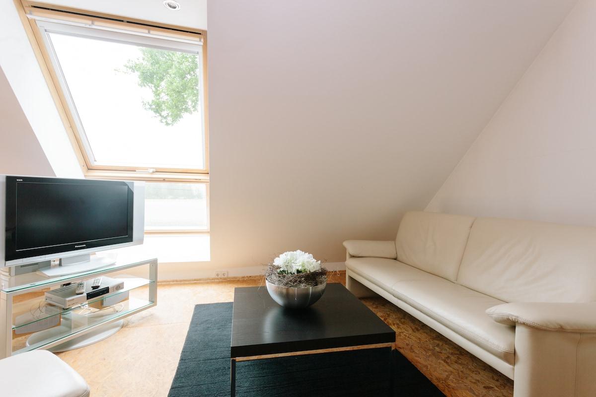 Großes Apartment mit Infrarotsauna