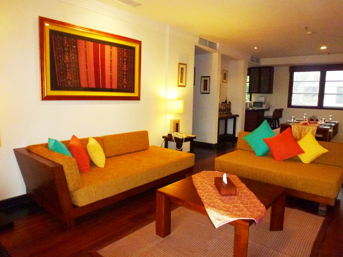 NUSA DUA LUXURY 2 BEDROOM APARTMENT