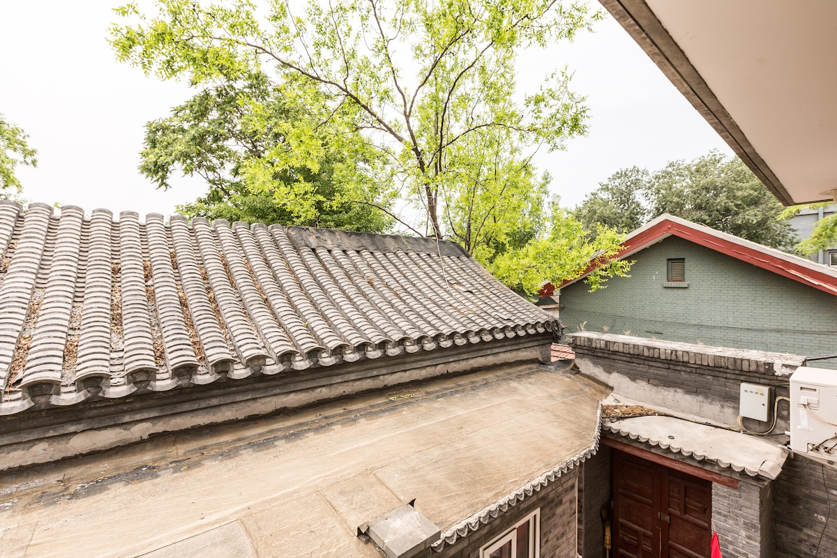 Best Location-Charming Rm in Hutong