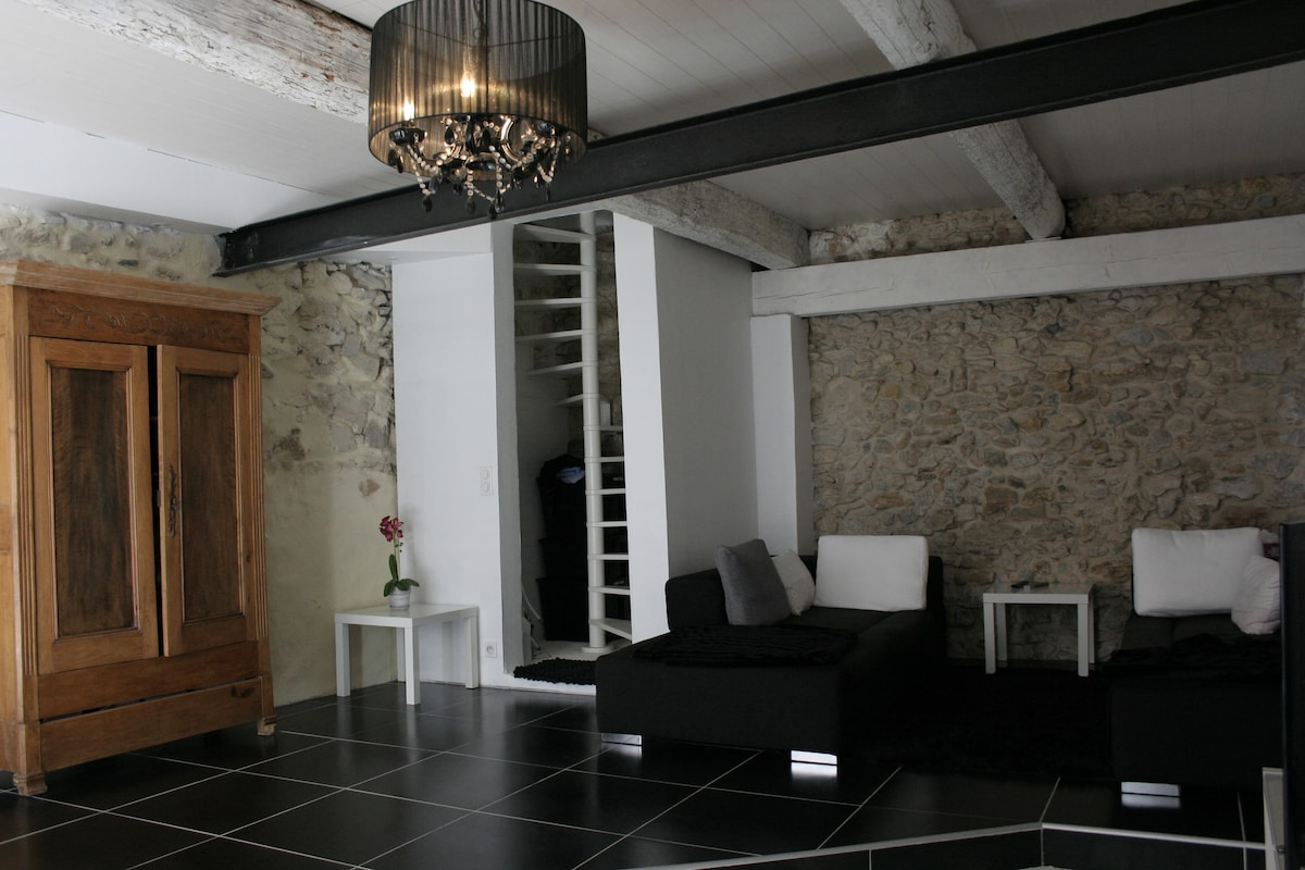 Charmante maison proche Montpellier