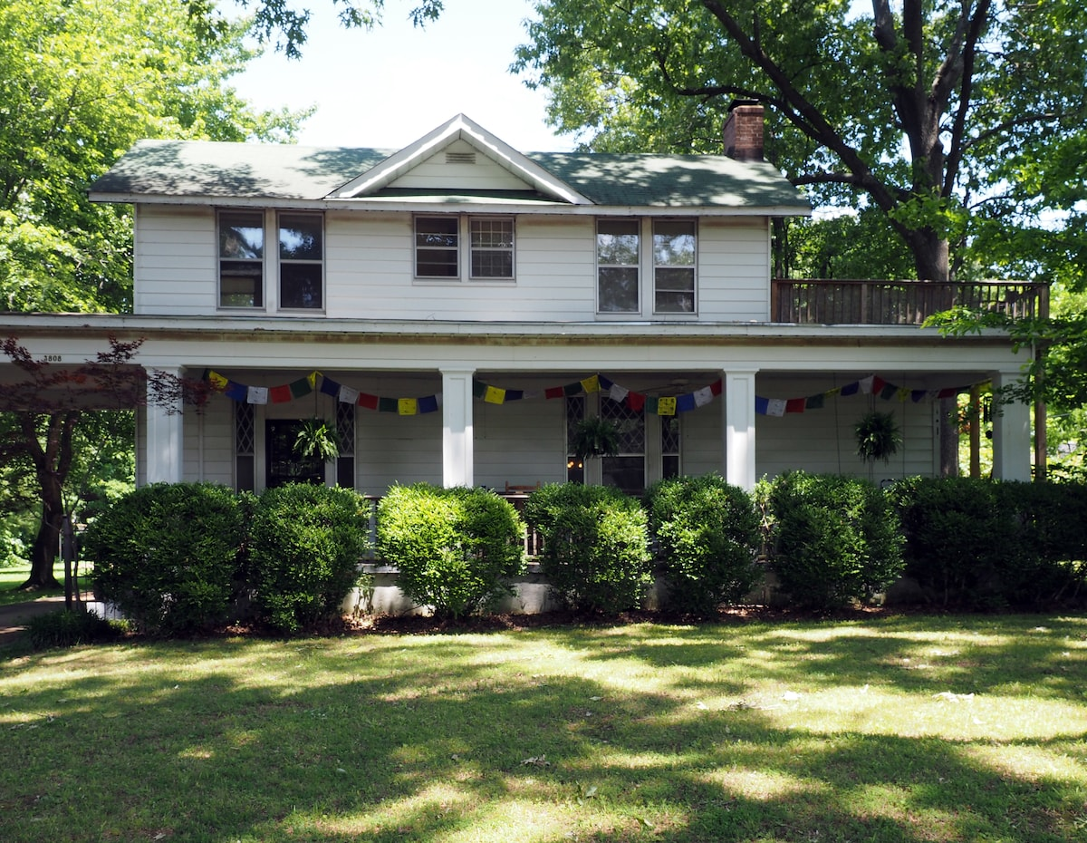 The Farmhouse Graceland Cottage