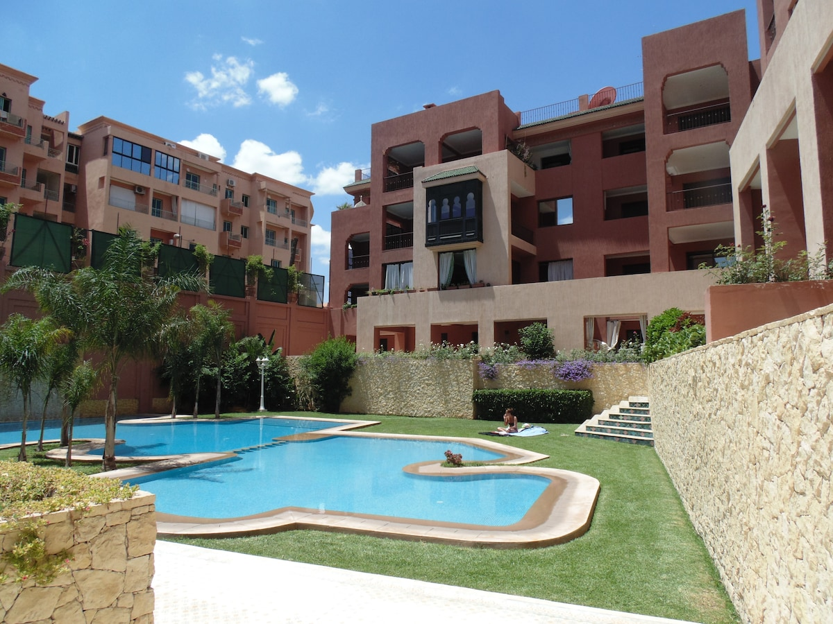 Appartement Haut Standing Marrakech