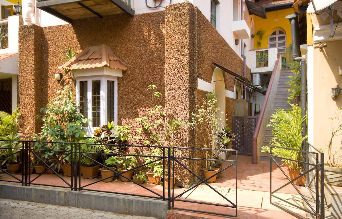 "Goa Homestay - ""Casa Nova"""
