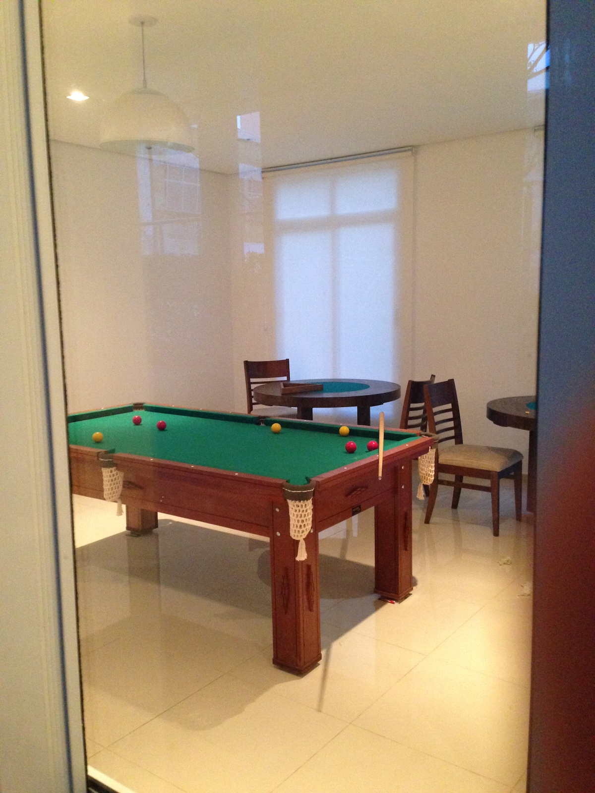 Apartment close to Paulista Avenue.