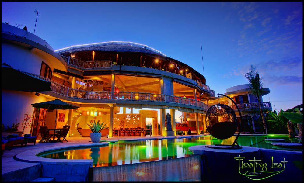 Eco-Luxury. Full staff, Spa, Pool