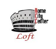 LOGO RomeCityCenter LOFT