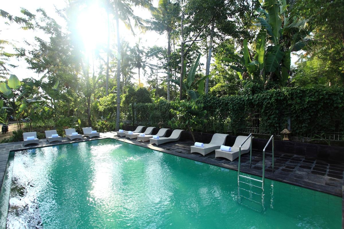 Authentic Village hotel in Ubud