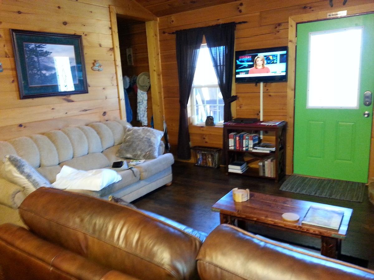 cherokee valley retreat