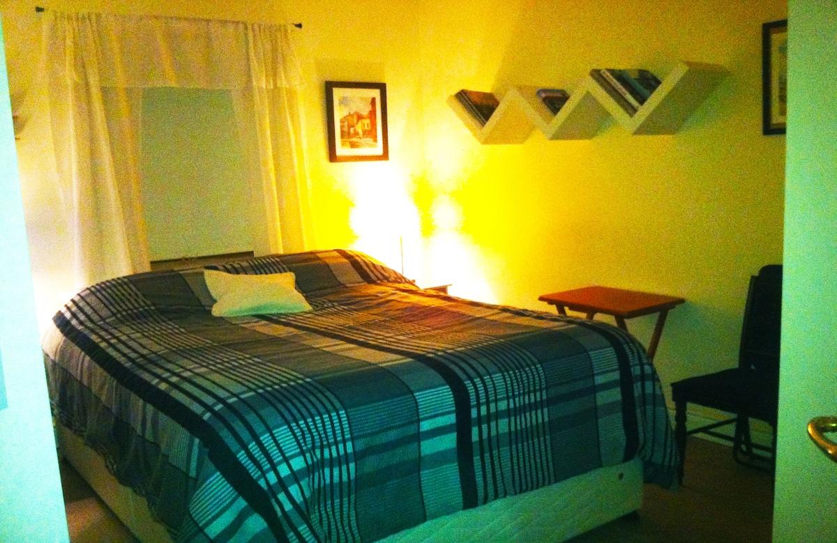 Double room north Wicklow coast