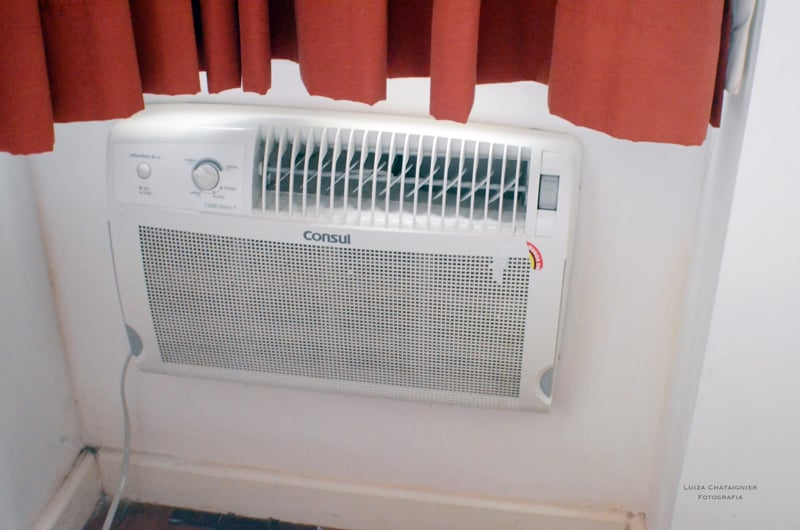 AC in both bedrooms