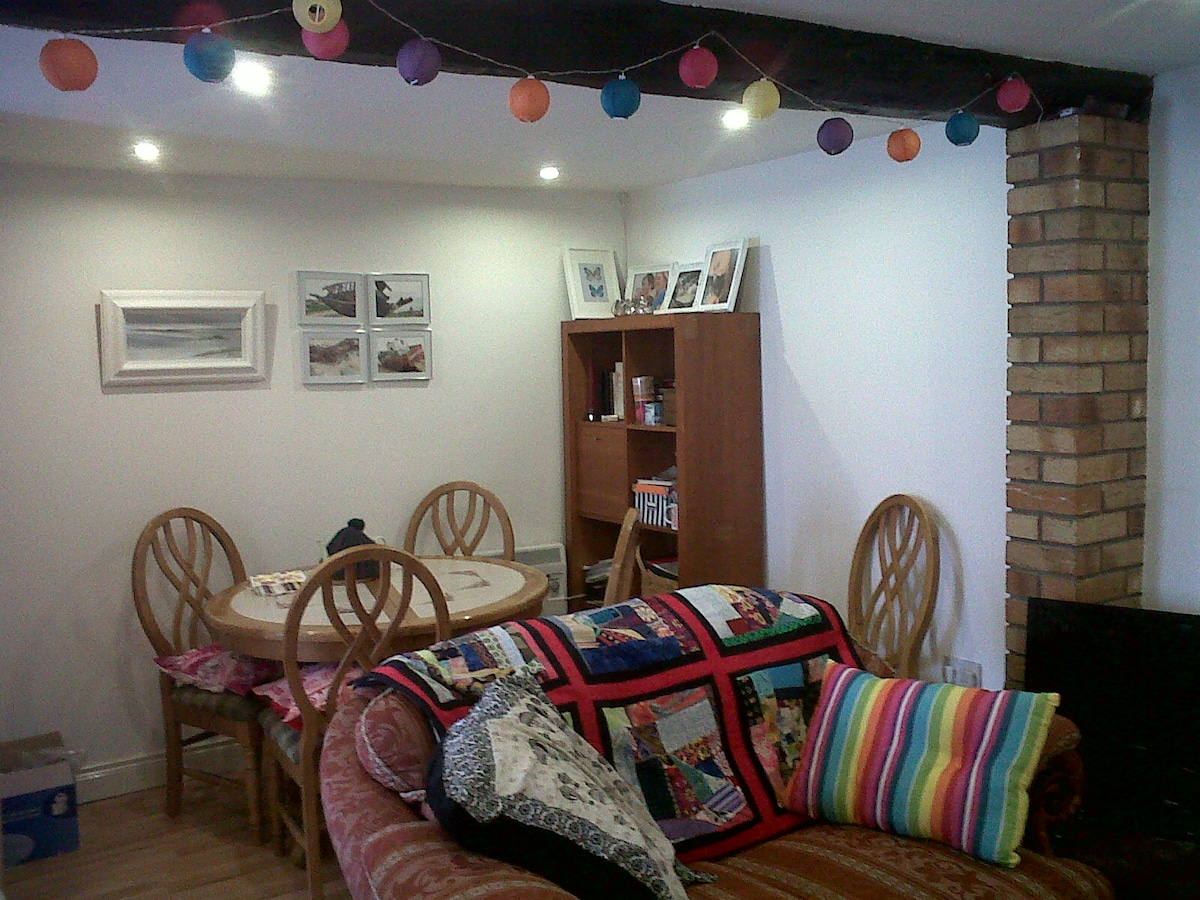 The Patchwork Cottage,