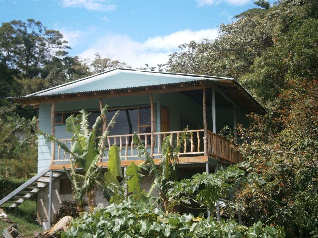 Monteverde Hideaway--Casa Libelula