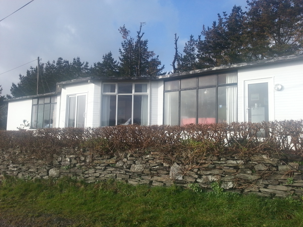 Seaside chalet in West Cork