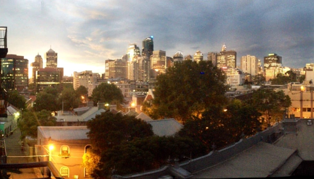 Central + Surry Hills + Views + YAY