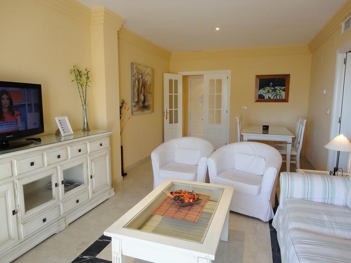 Exclusive beach apartment 377