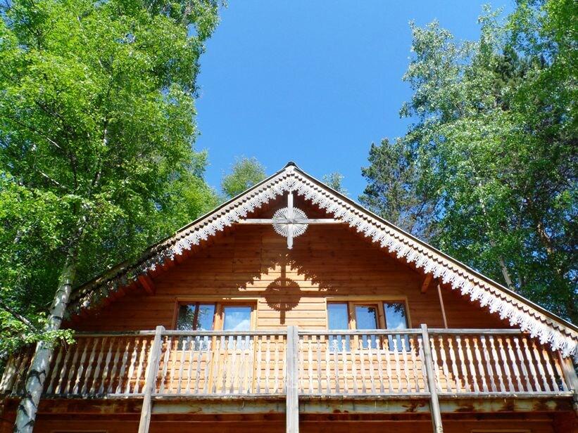 Baikal guesthouse Fedorov Dvor