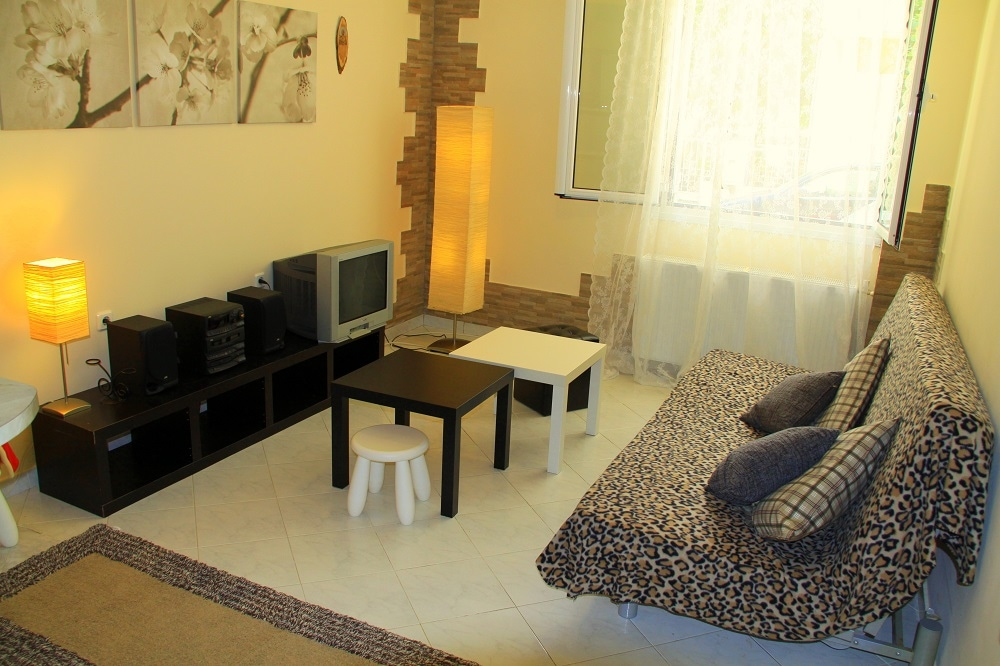 Comfortable apartment in Athens