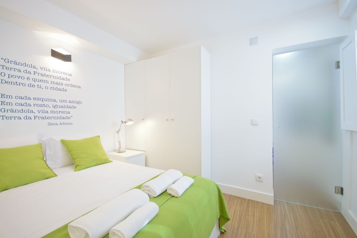 Newly renovated apart in old lisbon