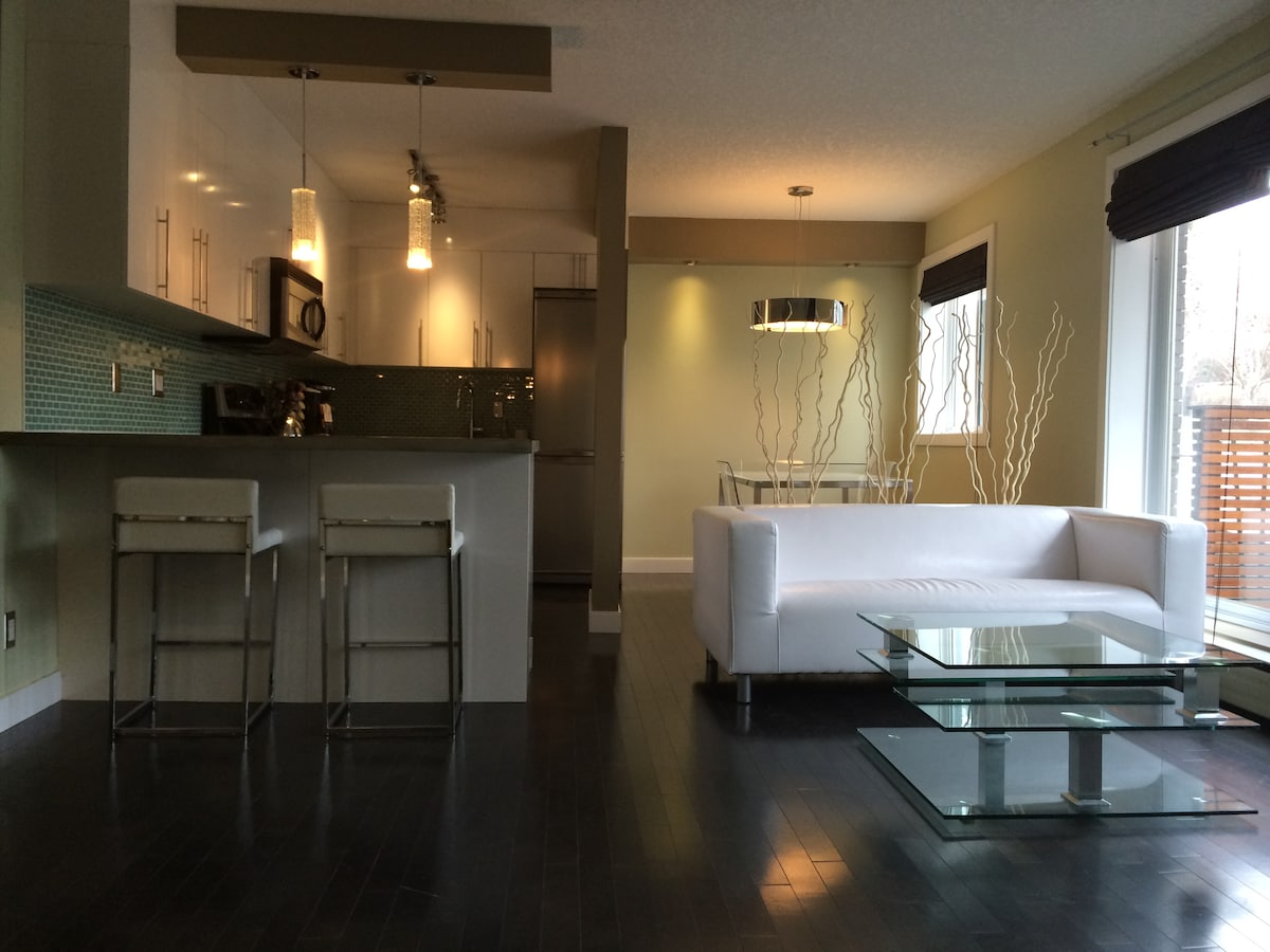 Lower Mount Royal One Bedroom