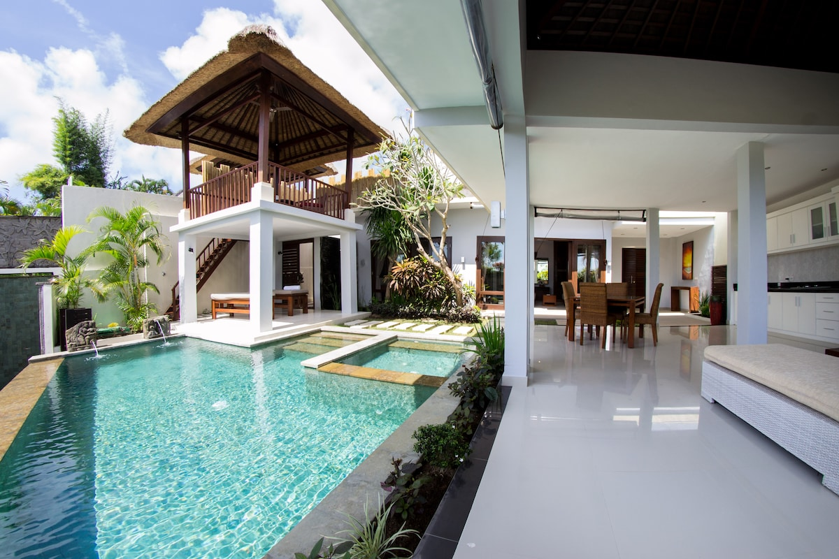 1 BR Villa with 50m pool! #1
