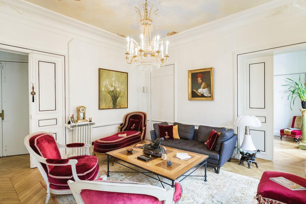 Lovely flat in Paris !