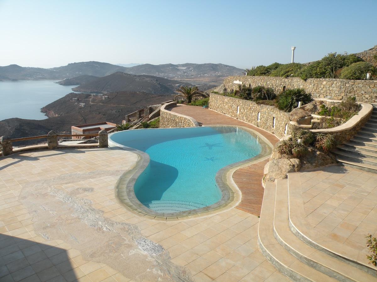 Oasis Villa Mykonos & Infinity Pool