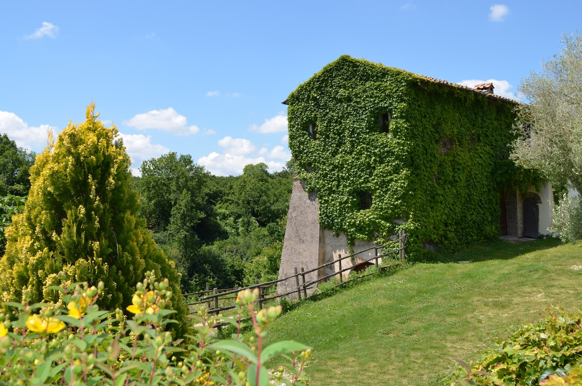 Antique Country House in Tuscia