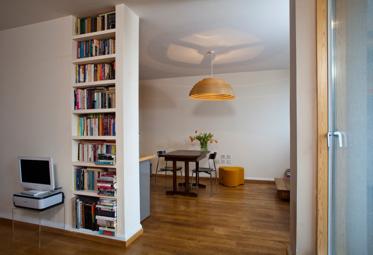 Tranquil room, Modern Flat Zone 1