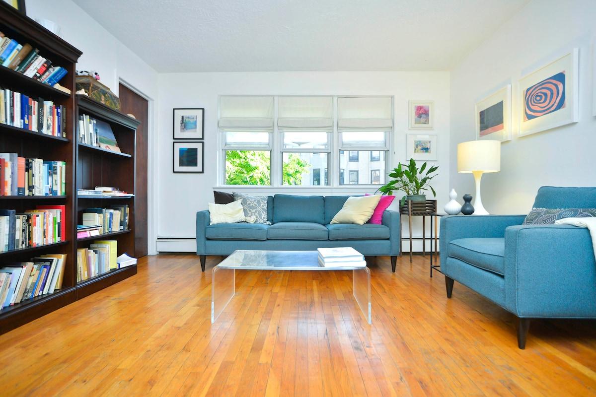 Attractive & Spacious Apartment