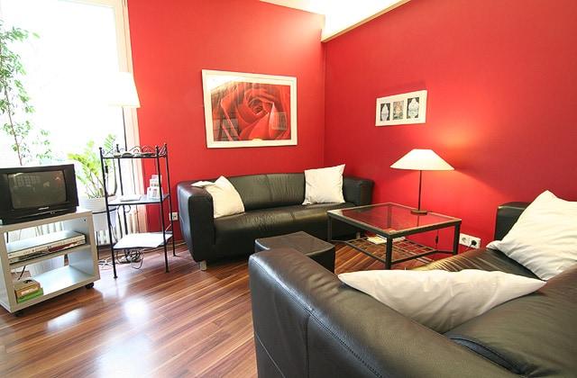 Tolles Apartment mit Innenhof