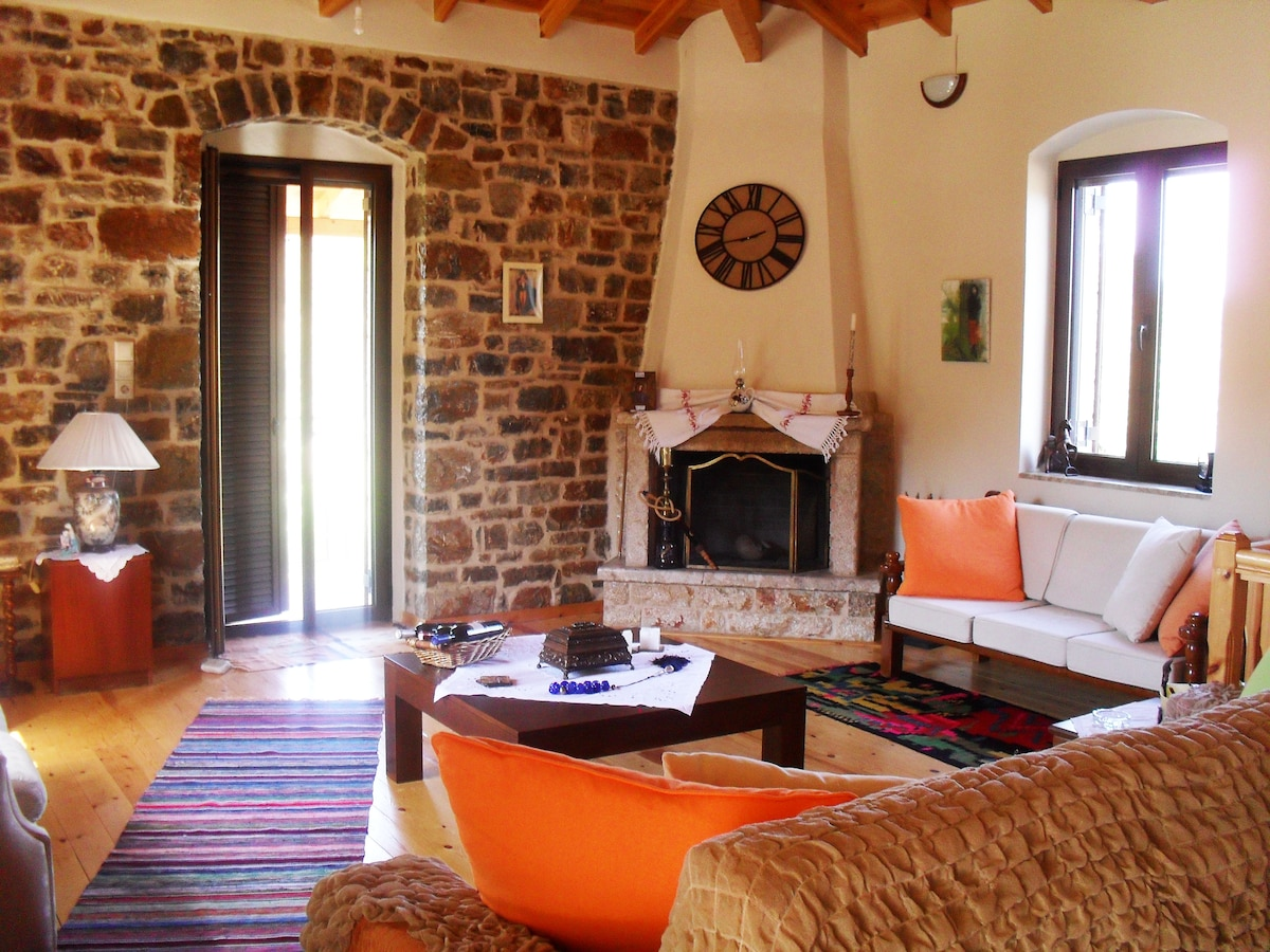 A Peacefull Cottage In Arkadia!!!