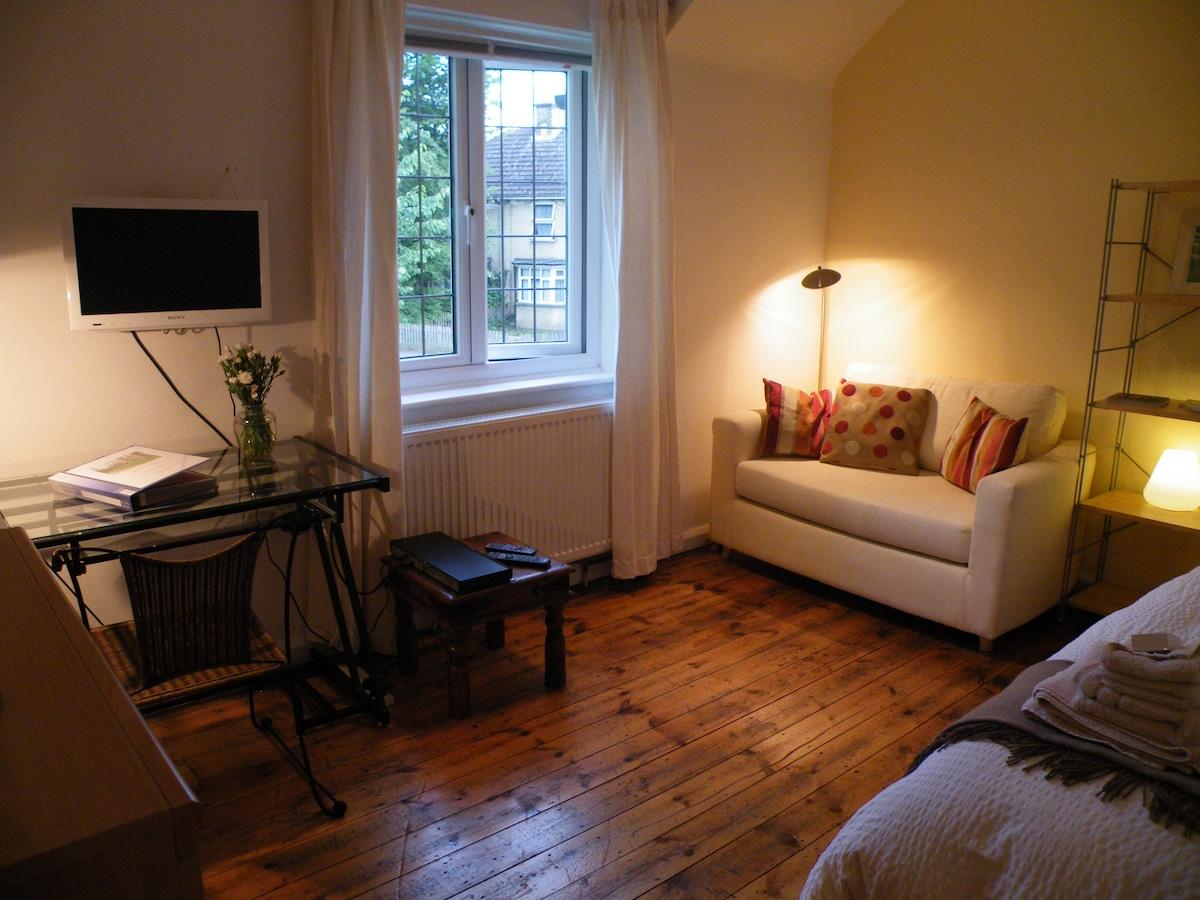 Double Bedroom, Central Cambridge