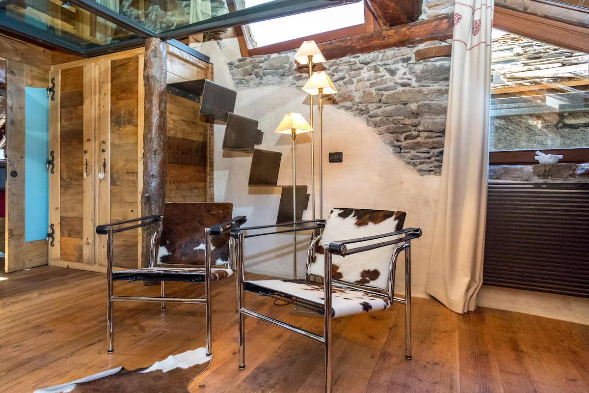Luxury Apartment in Courmayeur