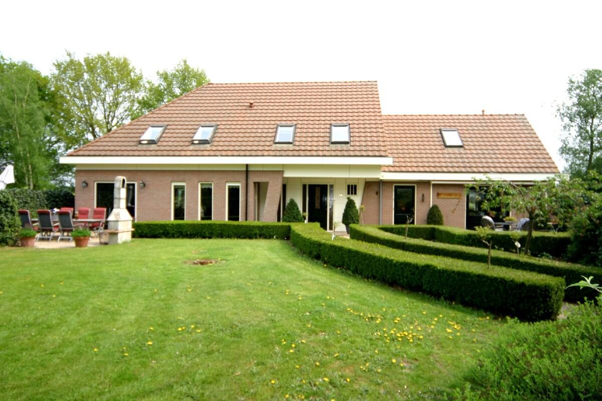 B&B Villa Petershof in Ede/Veluwe
