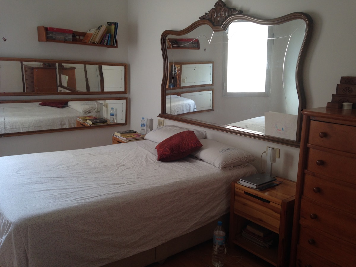 Beautiful centric double room.