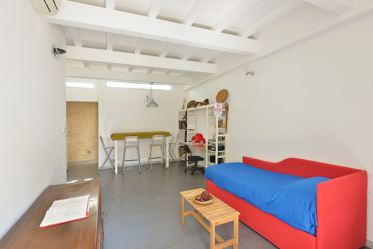 "Holiday home in Rome ""Il Pigneto"""