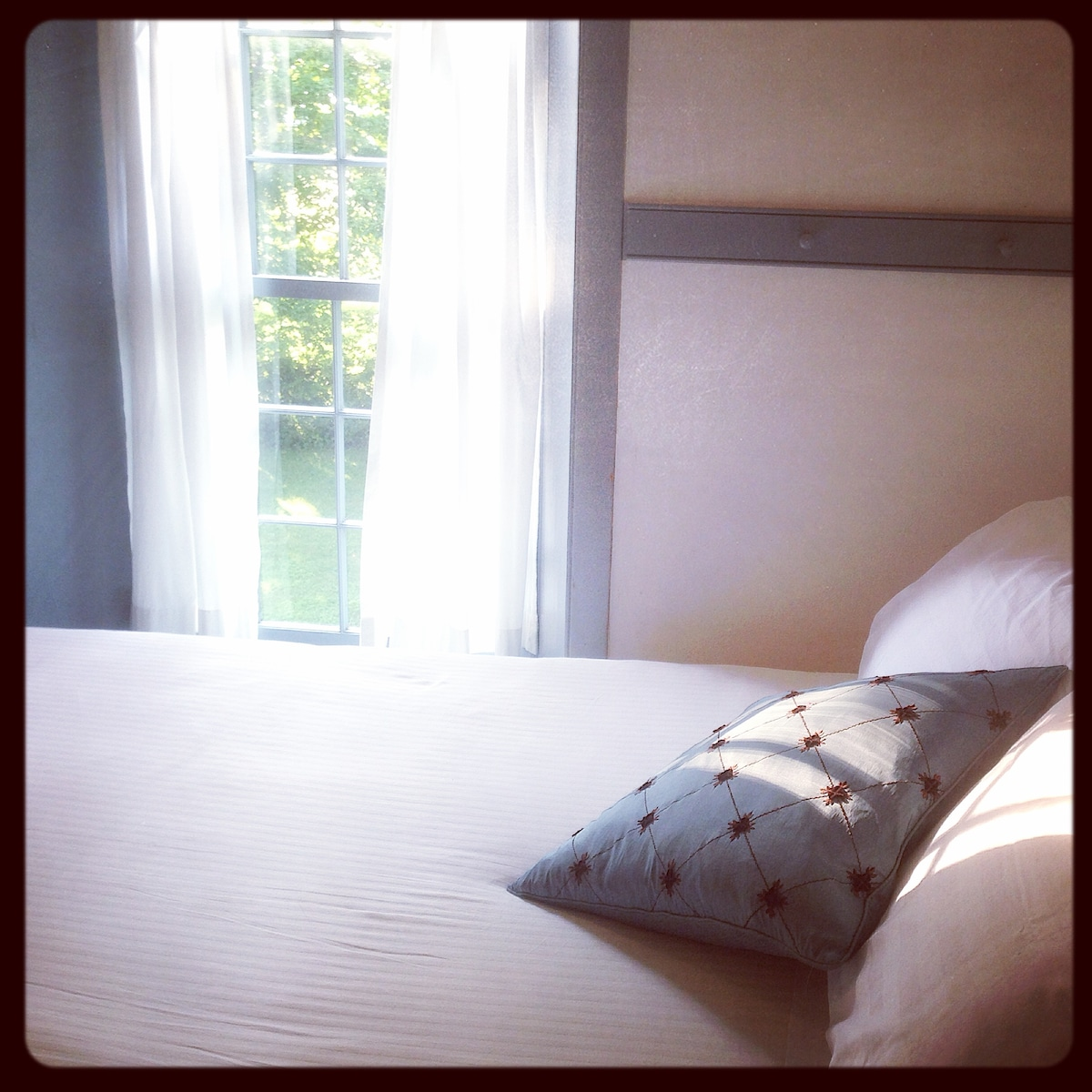 Aria B&B Blue Room - Double Bed