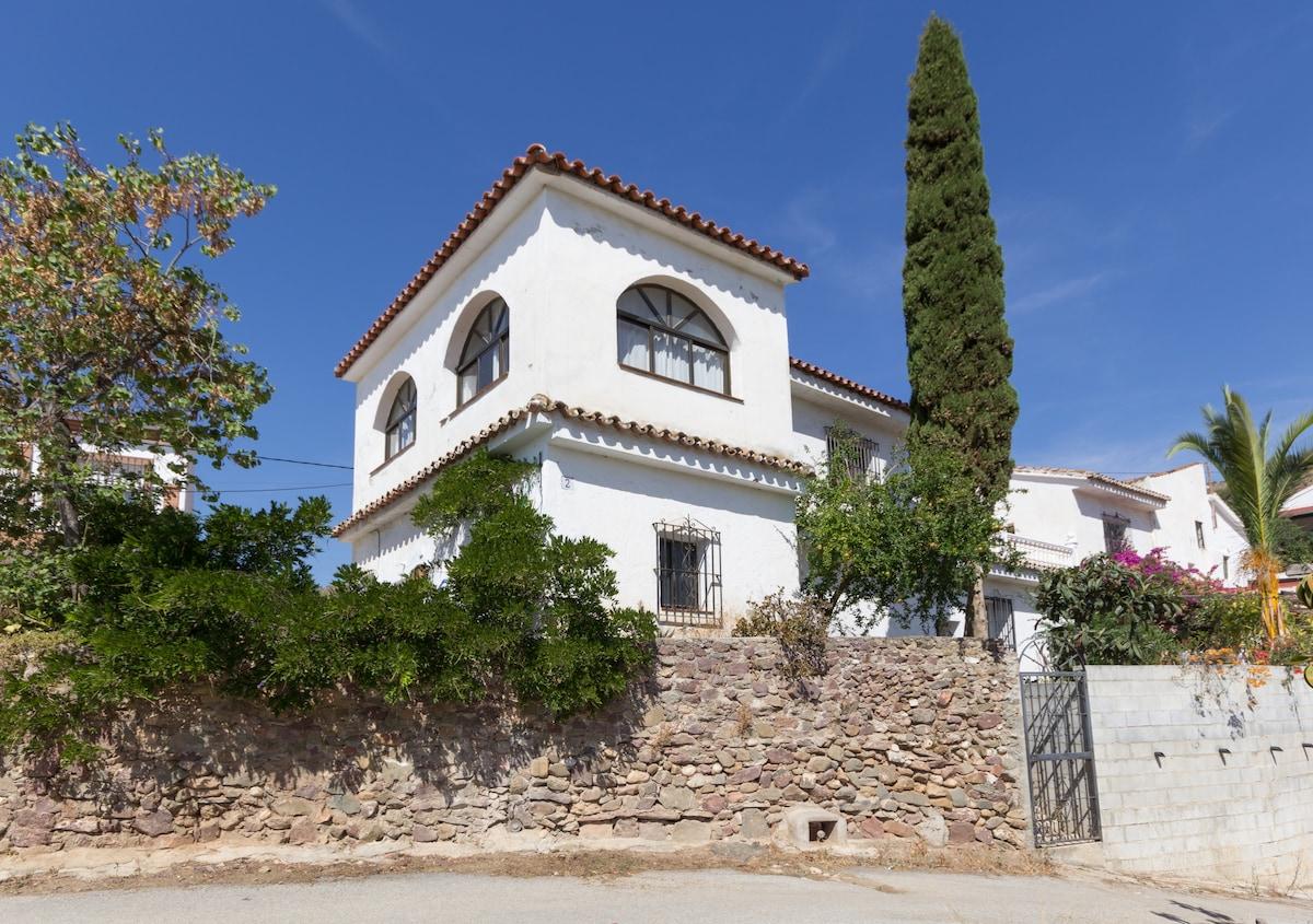 Cosy & rustic Andalucian finca