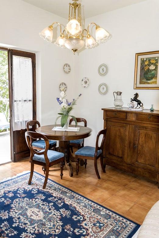 Casa indipendente con vista Cortona