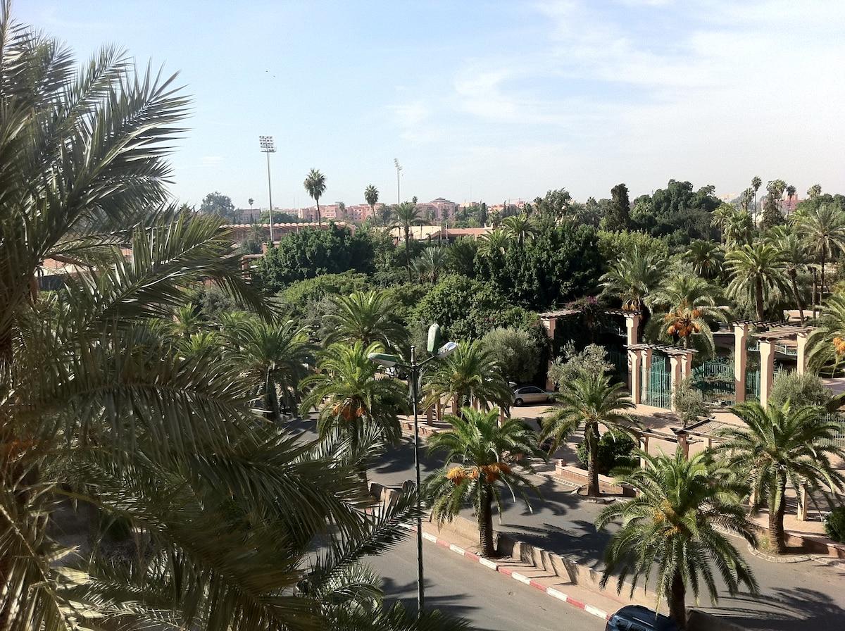 Bel appartement meublé Marrakech