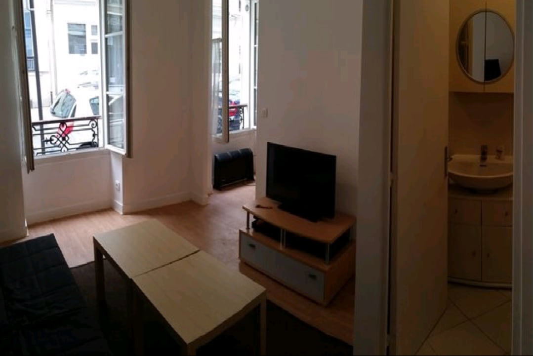 Cozy flat in Montmartre/Batignolles